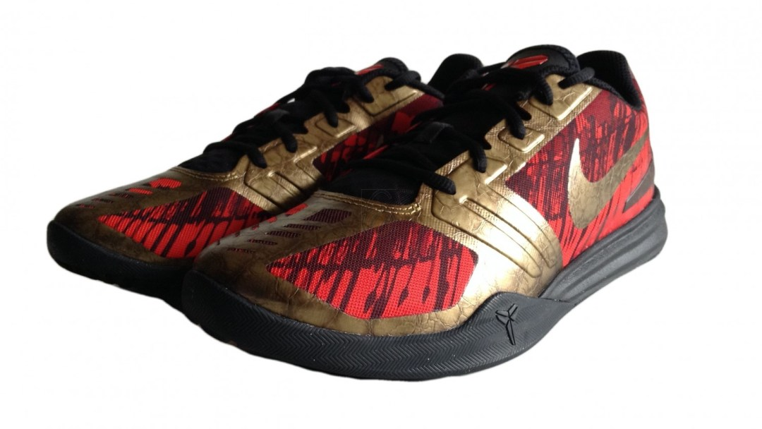 dc5d0837157e Nike KB Mentality  Metallic Aged Coin  - WearTesters