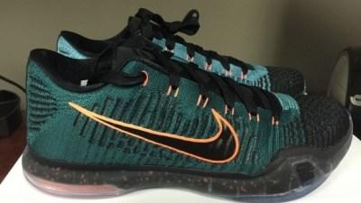 reputable site 3e95a 13b39 Nike Kobe 10 Elite Low  Overcome  – Release Date
