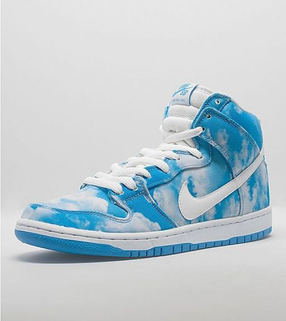 Nike SB Dunk High Pro 'Clouds'