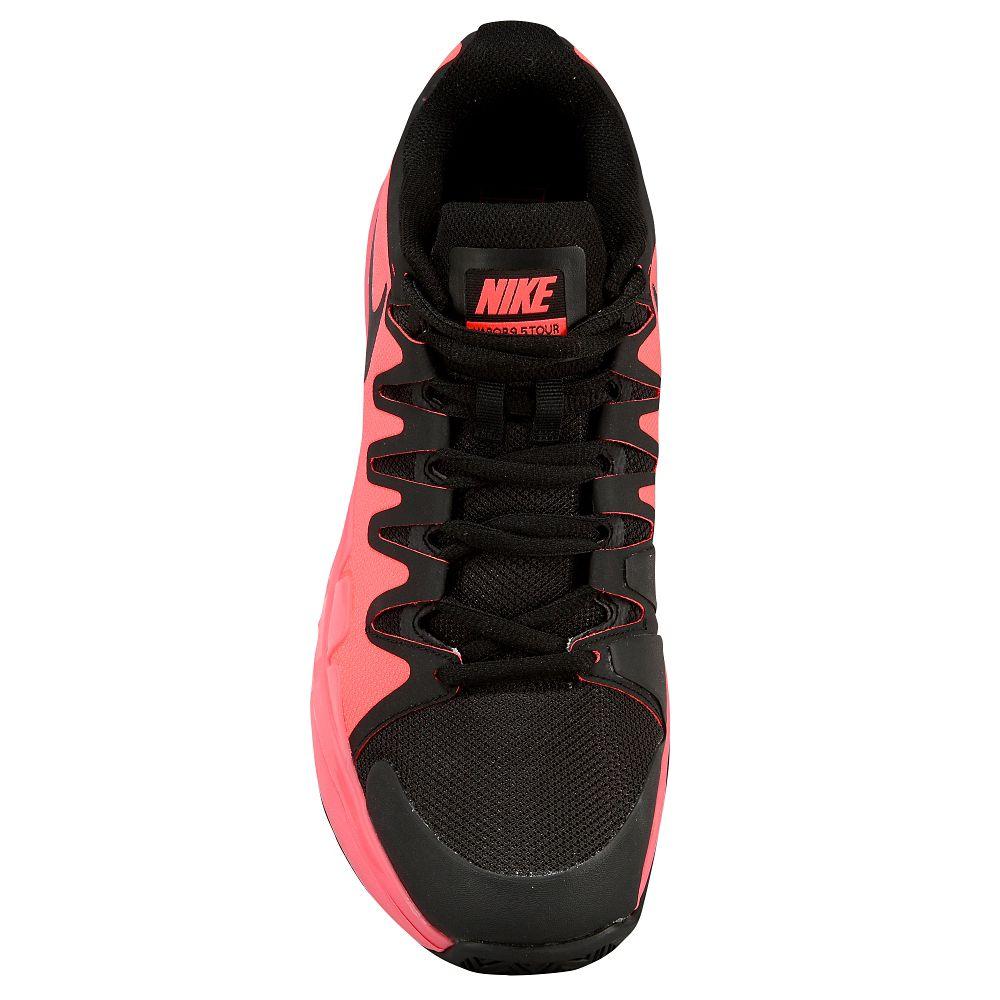 e5f4a8648f7e Nike Zoom Vapor 9.5 Tour  Hot Lava  Brightens Federer s Signature ...