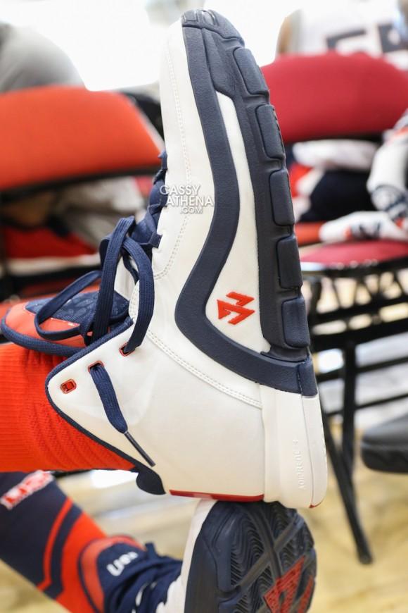 Take a Closer Look at the adidas J Wall 2-5