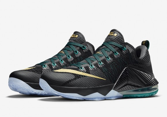 innovative design 96c3a b13b2 ... pe 6e889 d72f8 sweden the next nike lebron 12 low honors james high  school 73b27 5c2bc ...
