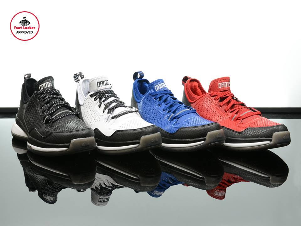 sports shoes 6b15a b43d2 adidas-d-lillard-1-team-colorways