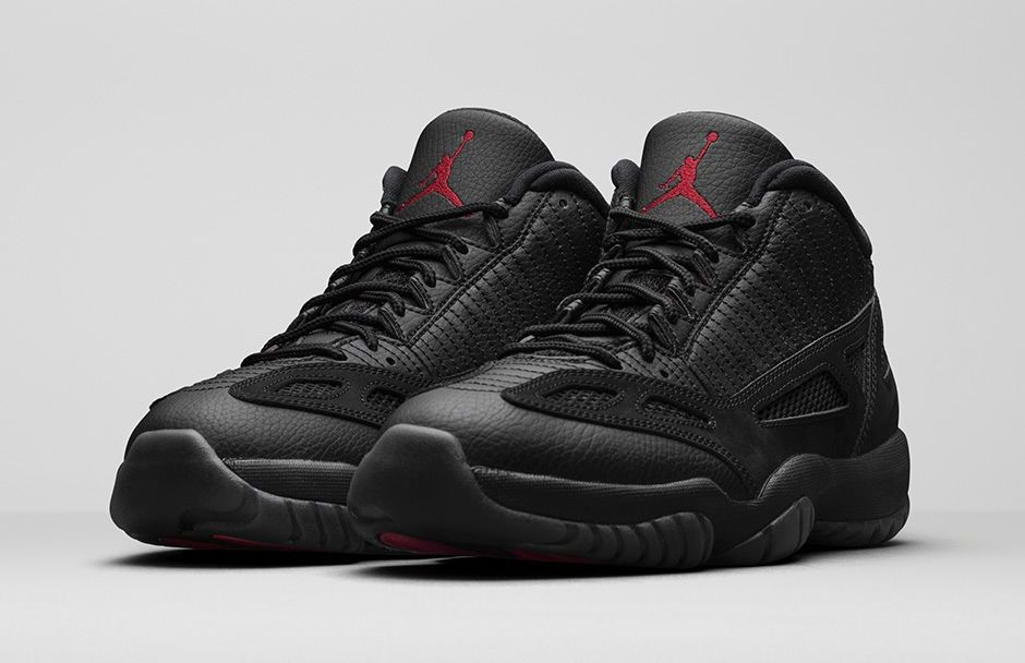 b56086fd663 An Official Look at the Air Jordan 11 Retro Low IE 'Referee PE ...