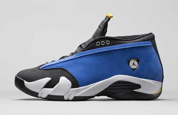 e7762cdf9ab151 ... Get an Official Look at the Air Jordan 14 Retro Low  Laney  ...