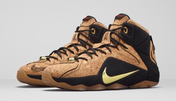 684a032ea53 Nike LeBron 12 EXT  King s Cork  - Available Now - WearTesters