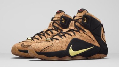 5095f56a15278 Nike LeBron 12 EXT  King s Cork  – Available Now