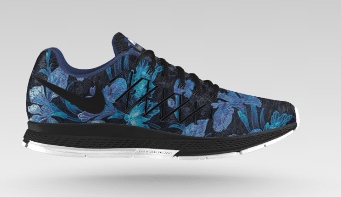 """timeless design a2a77 882c0 Photosynthesis Print on the Nike Air Zoom Pegasus 32 iD - Now Available-5. """""""