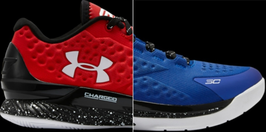 These Under Armour Curry One Low Team Colorways are Set to Release ... b3d4c5250d50