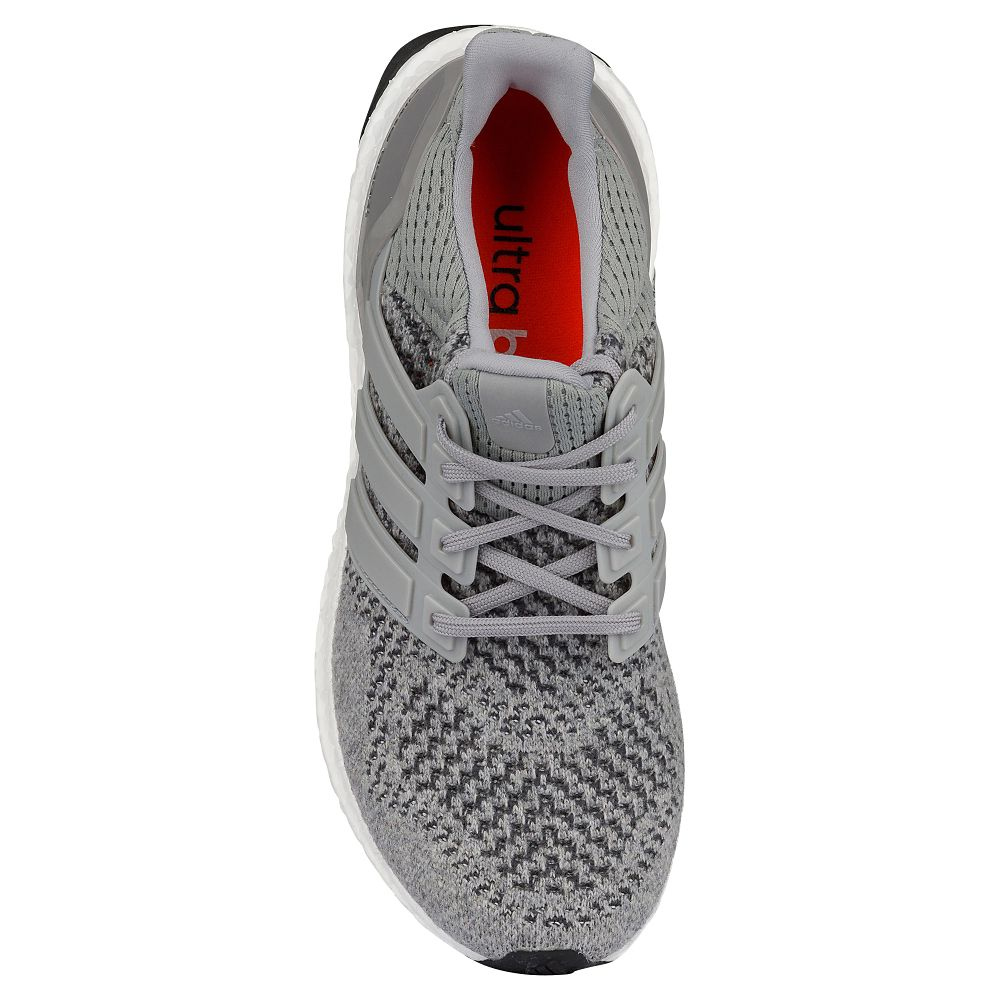 The Adidas Ultra Boost Grey Silver Metallic Is Available