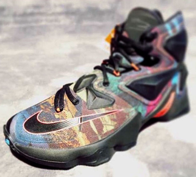 low priced 5a379 49c50 ... get nike lebron 13 multicolor 3 8575d 49916