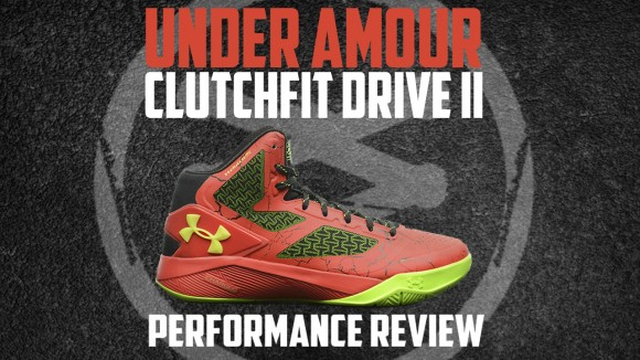 badc2b8e353f Under Amour ClutchFit Drive II - Performance Review - WearTesters