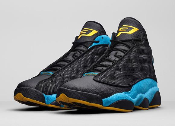 61e502326dab Get an Official Look at the Air Jordan XIII (13) Retro  CP3  PE + ...