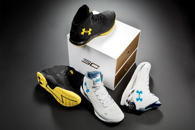 263e754ab14d Where to Cop the Under Armour Curry One  Championship Pack ...