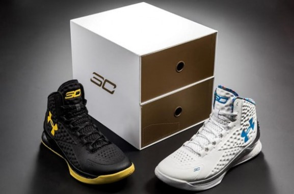 Under Armour Curry One 'Championship Pack'