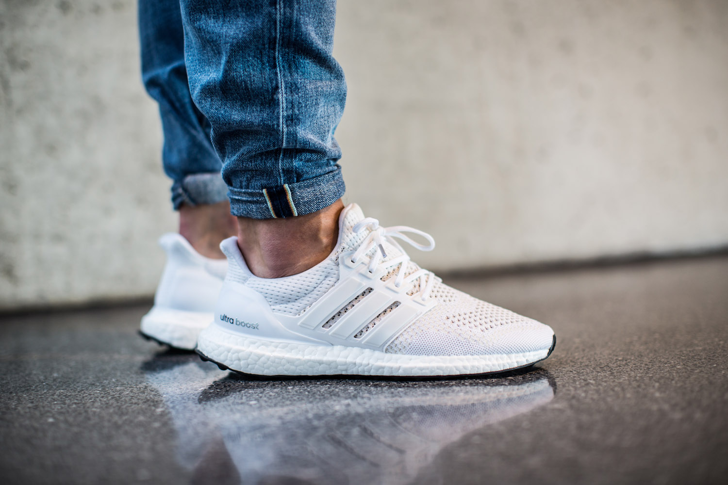 5c35197d88a ... cheap the popular white adidas ultra boost has restocked weartesters  ad91b b2375