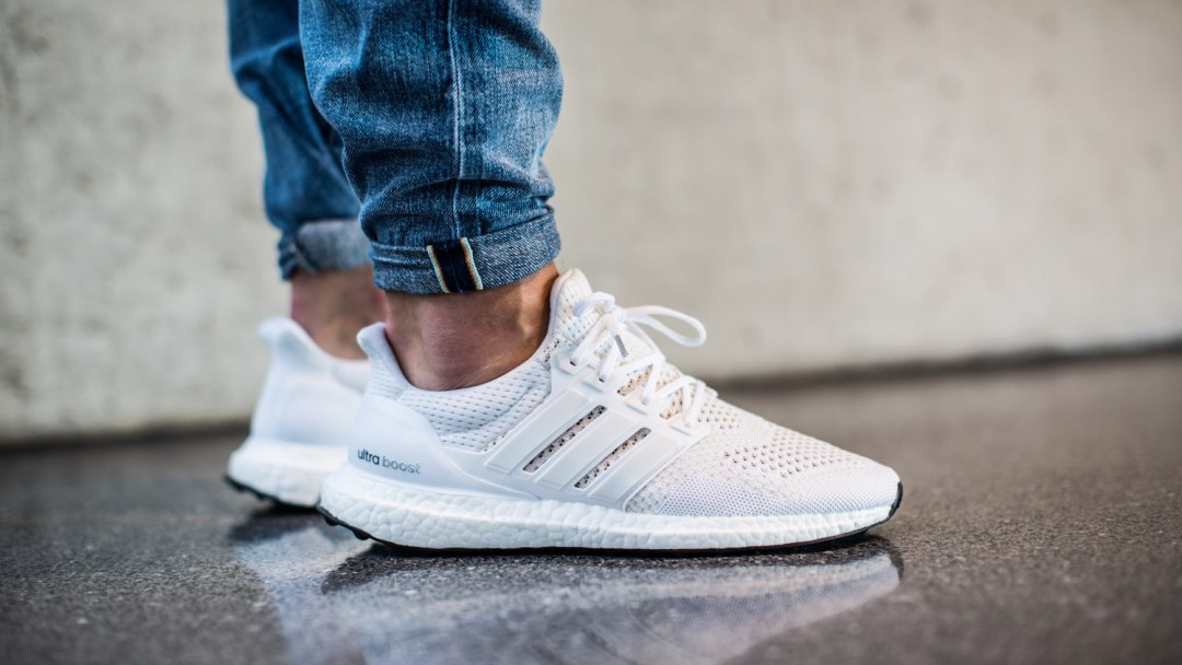 release date: dfa46 fc111 The Popular White adidas Ultra Boost has Restocked - WearTes