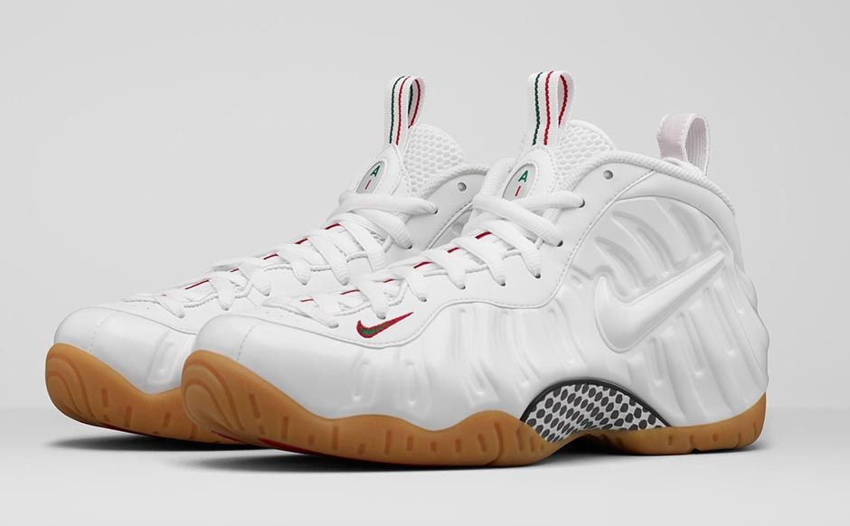 factory price 1aee7 65baf nike-air-foamposite-pro-winter-white-gucci-official- ...