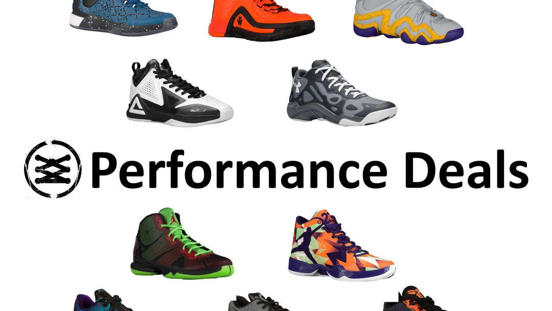 b9abace8a7db9 Performance Deals  20% Off Basketball Shoes at Eastbay - WearTesters