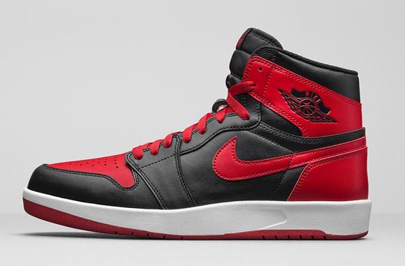 6104ec7f9f8 Air Jordan 1.5 Retro High Makes a Return in Black/ Red - WearTesters