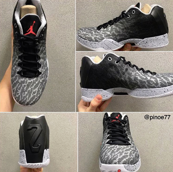 d989c208d3107d Another Look at the Air Jordan XX9 Low - WearTesters