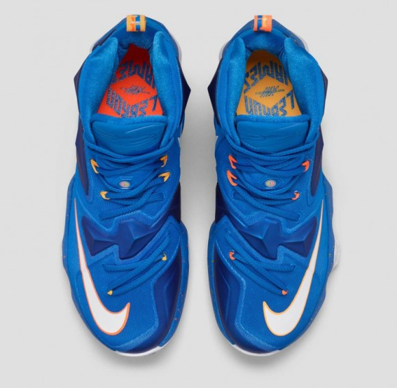 b55f925c6 Get an Official Look at the Nike LeBron 13  Balance  - WearTesters