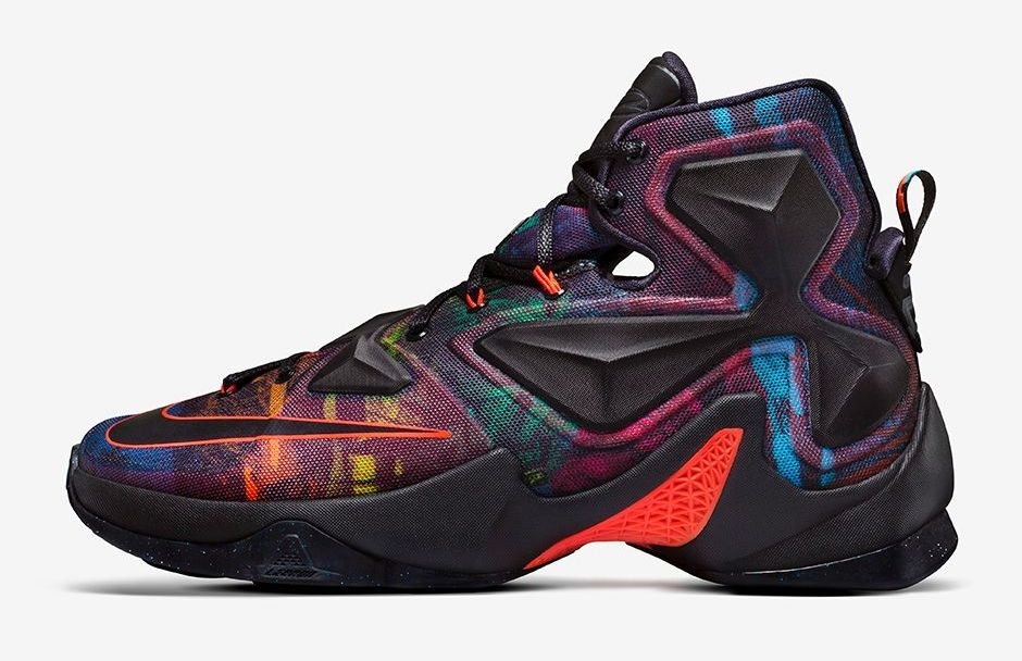 442cf8b5ab40 Nike LeBron 13  Akronite Philosophy  - Available Now - WearTesters
