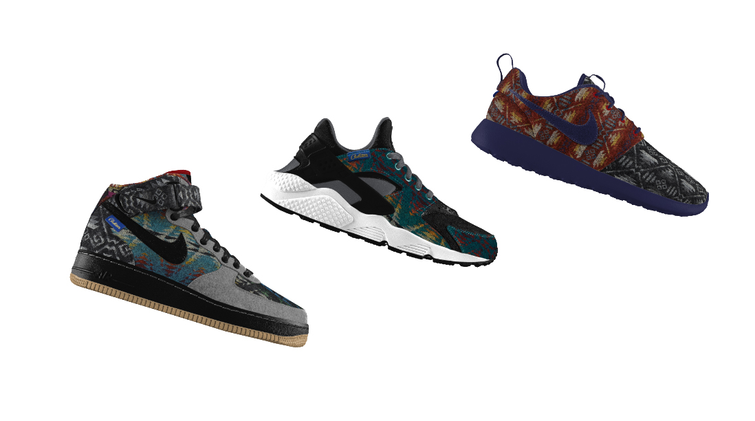 the latest 232f8 49068 nike id pendleton warm and dry