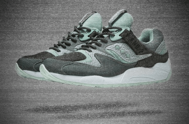 e1c39e91244f Take a Look at the END x Saucony Grid 9000  White Noise  - WearTesters