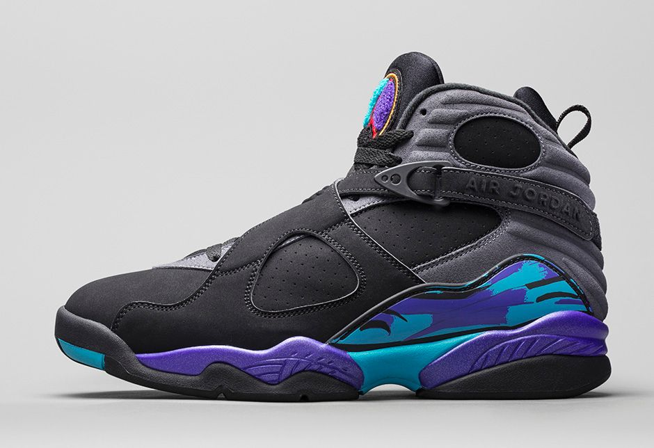 06eeb3736076 Where to Cop the Air Jordan 8 Retro  Aqua  - WearTesters