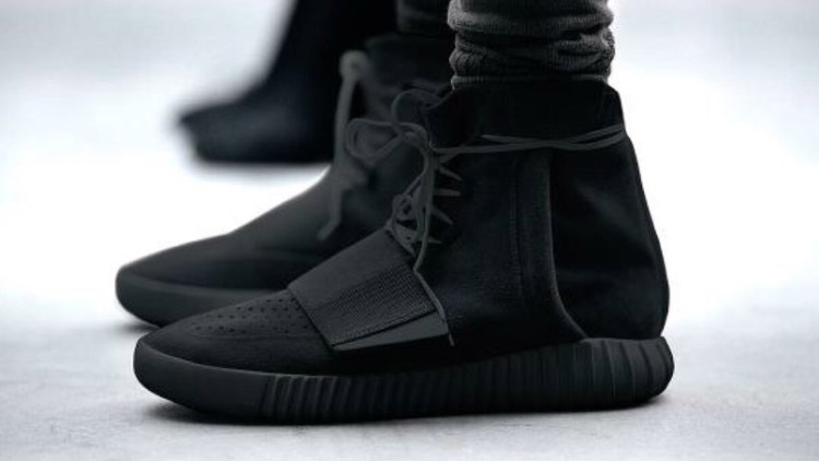 adidas Yeezy 750 Boost 'Blackout' – Release Date