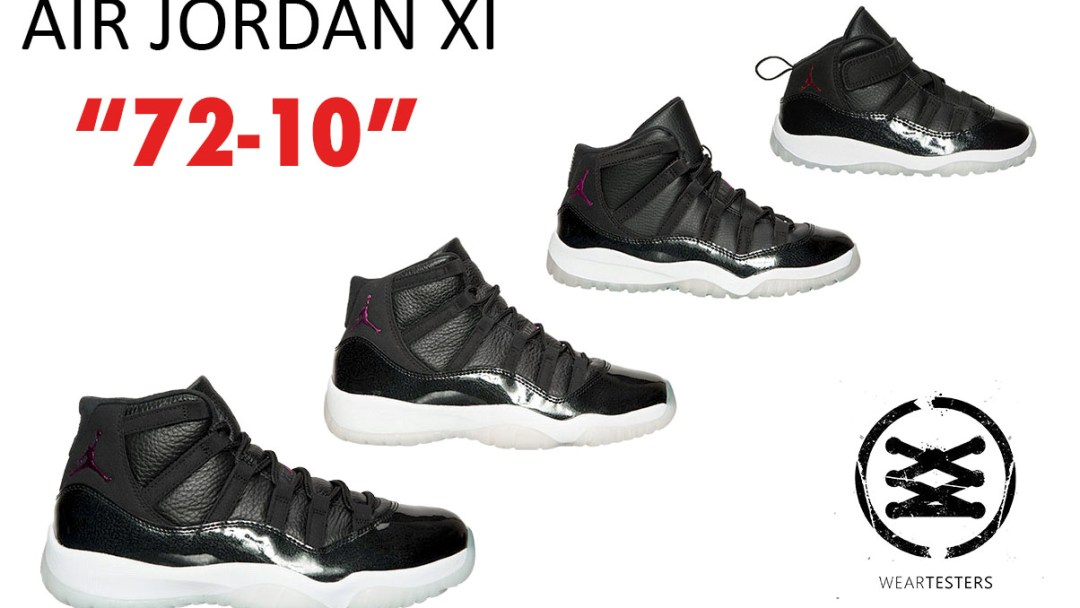 b0d383d6396 Where to Cop the Air Jordan 11 Retro '72-10' - WearTesters