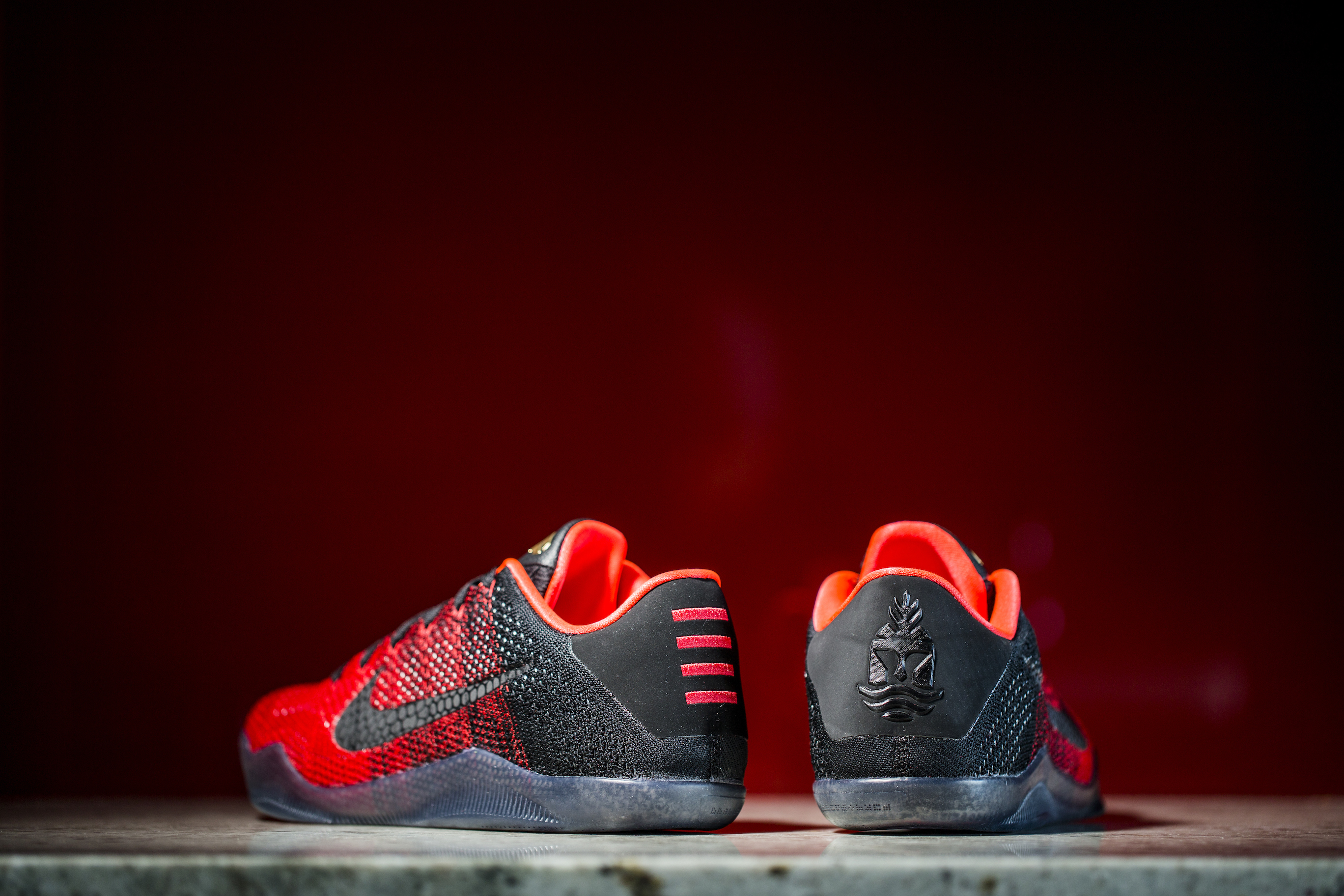 sale retailer 5005b 9a93c ... Get Intimate with the Nike Kobe XI  Achilles Heel  ...