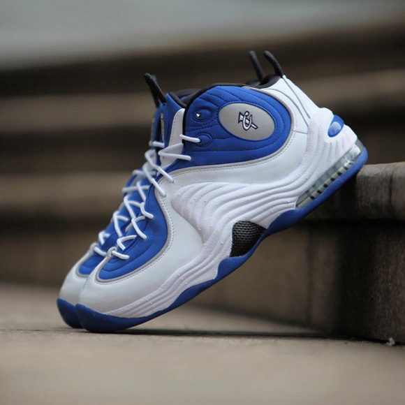 431c4487bf25 Get Up Close and Personal with the 2016  Atlantic Blue  Nike Air Penny 2  Retro 11