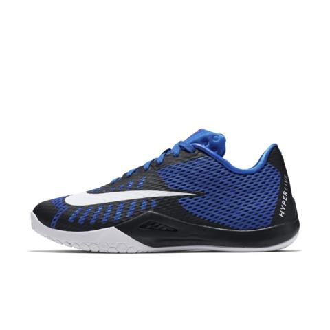 dd39d41f2af0 Nike Hyperlive Black Royal 1 Nike Hyperlive Black Royal 2 ...