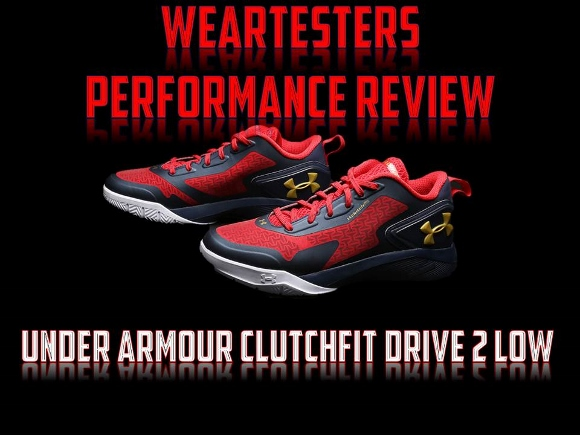 35756bc30c10 Stay Clutch - Under Armour ClutchFit Drive 2 Low Performance Review ...