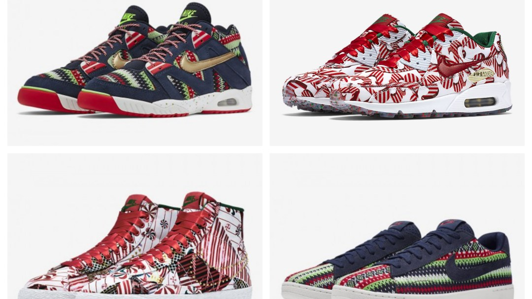best sneakers 7c038 03a85 The Nike Sportswear  Christmas Pack  Just Dropped - WearTesters