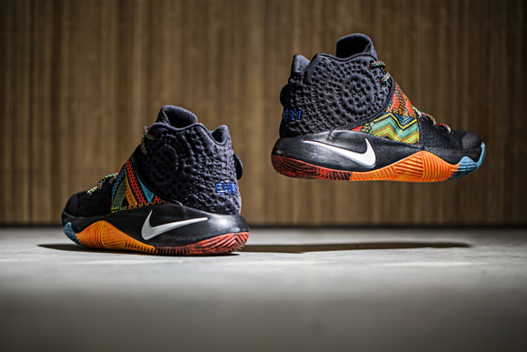 premium selection 6081a 42889 Get Up Close and Personal with the Nike Kyrie 2  BHM  ...