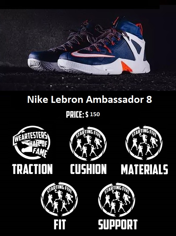 detailed look 0b884 3f2ee ... chinese new year a3820 1e6fb  coupon code for you can purchase the nike  lebron ambassador 8 here while supplies last b89d3