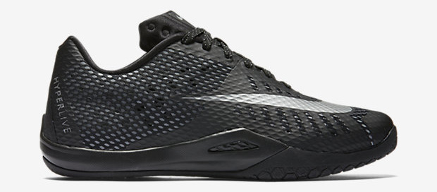 f018e69b4b6 Nike Hyperlive Officially Drops in Two Colorways - WearTesters