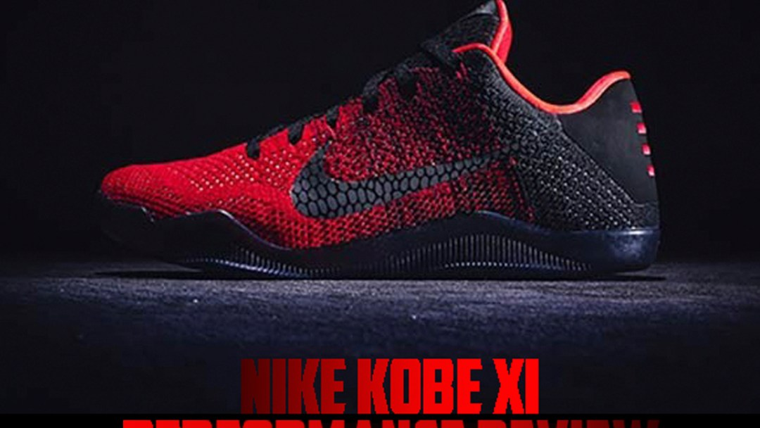 timeless design 430f1 d4ca2 Nike Kobe 11 Elite Performance Review - WearTesters