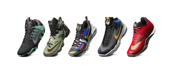1bc9e4e23f522 Nike Basketball Officially Unveils 2016 All-Star Collection ...