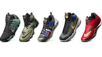 5cf7b913b170 Nike Basketball Officially Unveils 2016 All-Star Collection