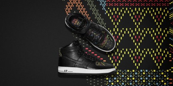 WMNS Nike Air Force 1 'BHM'
