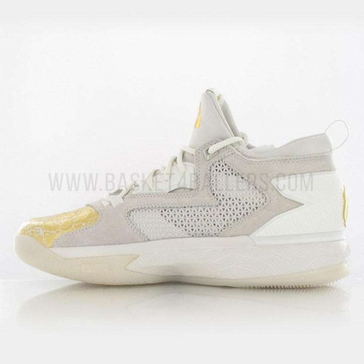 timeless design 8f580 75d83 ... adidas D Lillard 2 BHM 4 ...