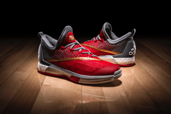 new product ecc1b 99e67 ... adidas Unveils Andrew Wiggins Crazylight Boost 2.5 PE Colorways 3
