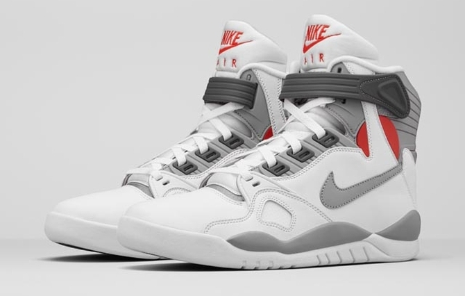 sports shoes bef10 a4508 The Nike Air Pressure Returns In OG Form - WearTesters