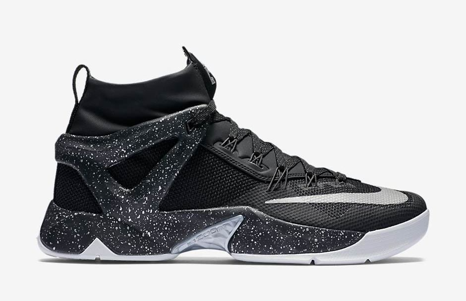 beddcdb58c93 The Nike Lebron Ambassador 8  Oreo  Colorway is Available Now ...