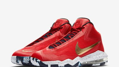 "info for 5e767 63ccd Play Like ""The Brow"" in this Nike Air Max Audacity Anthony Davis PE"