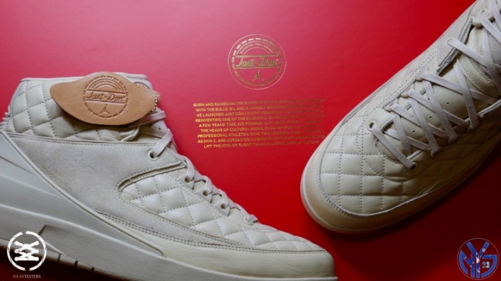 c859acf0a6a Air Jordan 2 Retro x Just Don Detailed Look and Overview ...